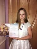 Ученица РФМЛИ Александра Захарова стала победительницей конкурса чтецов